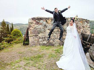 La boda de Daniela y Guillermo