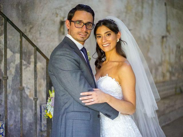 La boda de May y Pablo