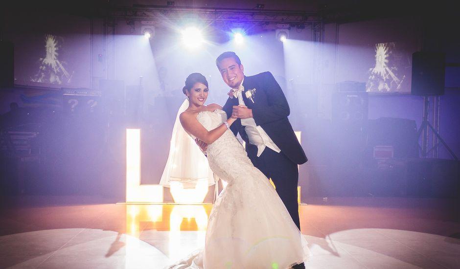 La boda de Ricardo y Jarecy en Monterrey, Nuevo León - Bodas.com.mx