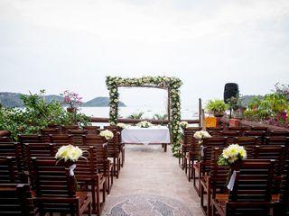 La boda de Abigail y Marvin 2