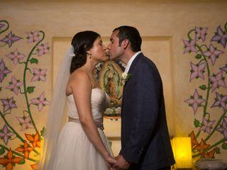 La boda de Abigail y Marvin