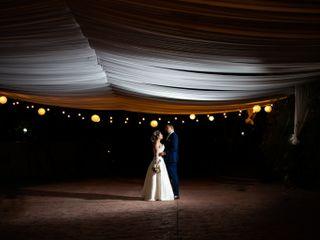La boda de Iris y Jonathan