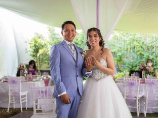La boda de Annet  y Esteban