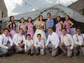 La boda de Annet  y Esteban  2