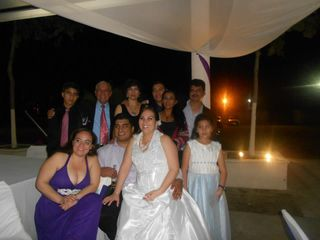 La boda de Francisco Javier y Gabriela 1
