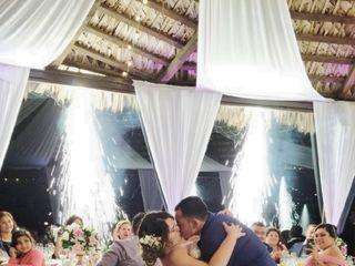 La boda de Erika y Randolph 1