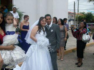 La boda de Francisco Javier y Gabriela