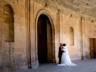 La boda de Brianda y David