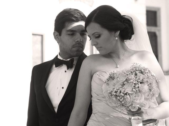 La boda de Yesenia y Daniel