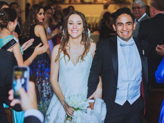 La boda de Marcela y Sebastian