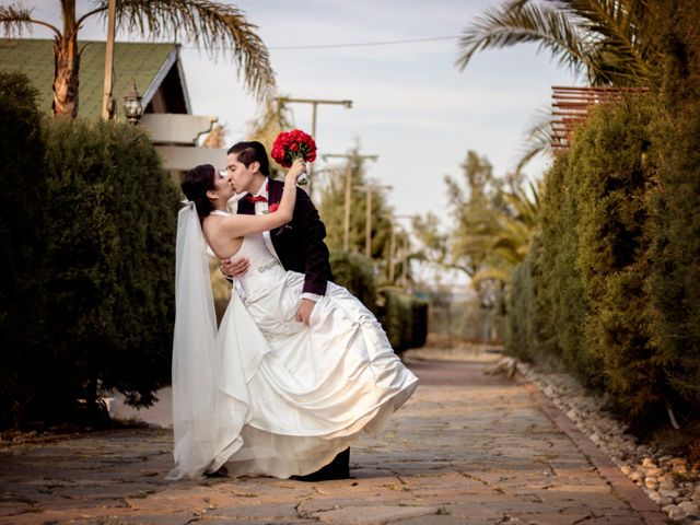La boda de Angie y Carlos