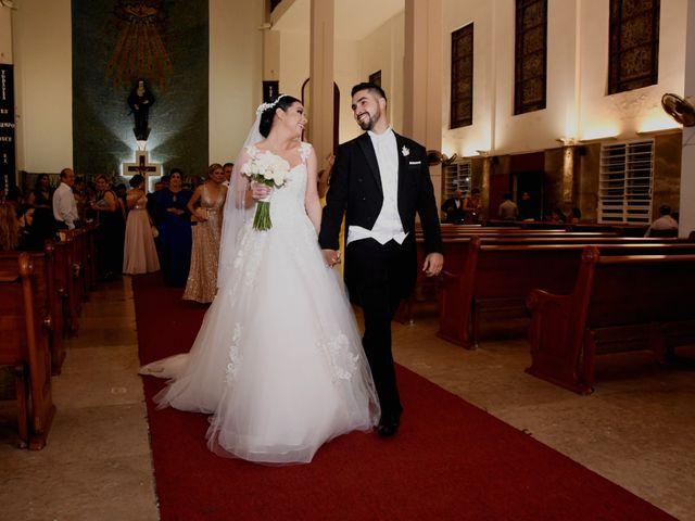 La boda de Estefanía y Pascual