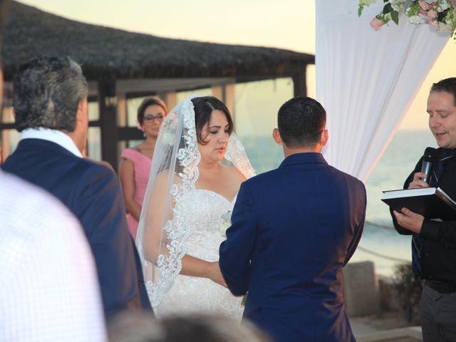 La boda de Erika y Randolph