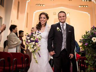 La boda de Wendy y José Manuel