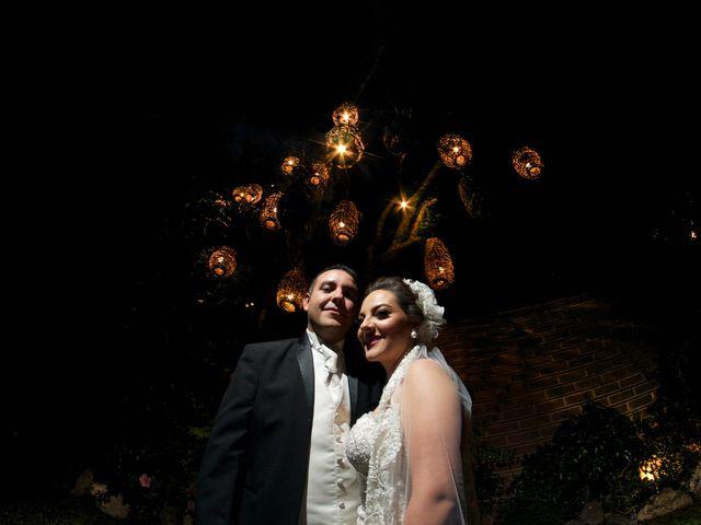 La boda de Edtih y Tato