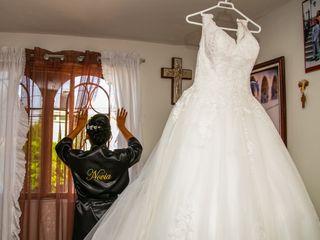 La boda de Zaira y Jair 1
