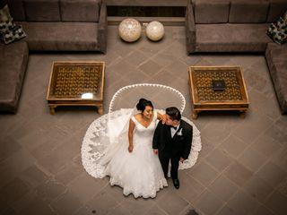 La boda de Zaira y Jair
