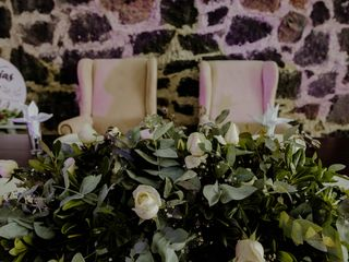 La boda de Leslie y Álex 3