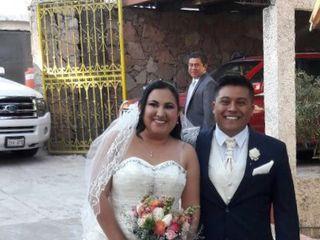 La boda de Mónica MichelleRodríguez Torrez y Abraham Montero Niclisin  1
