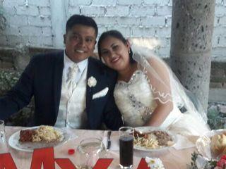 La boda de Mónica MichelleRodríguez Torrez y Abraham Montero Niclisin  2