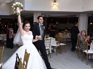 La boda de Ita y Eliud 1