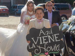 La boda de Yunuen y Anthony 2