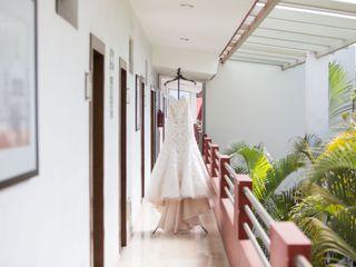 La boda de Citlalli y Rafael 1