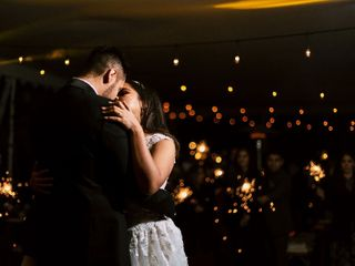 La boda de Alejandra y Fernando