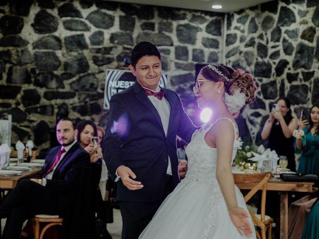 La boda de Leslie y Álex