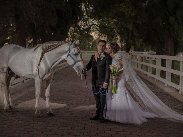 La boda de Ariana y Israel