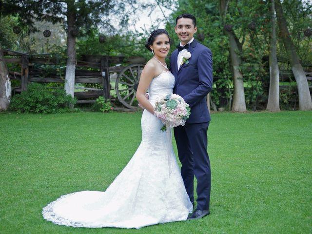 La boda de Gaby y Victor