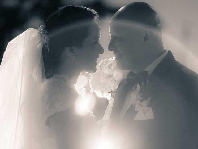 La boda de Becky y Tury