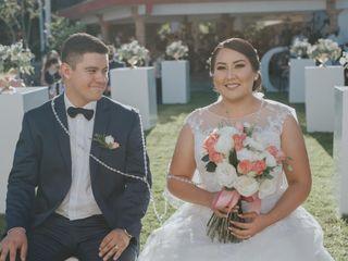 La boda de Stefany y Óscar 3