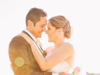 La boda de Carlos Alberto  y Gabriela
