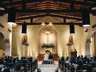La boda de Carlos Alberto  y Gabriela  2