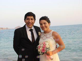 La boda de Pamela y Jonattan