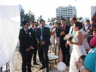 La boda de Pamela y Jonattan 2
