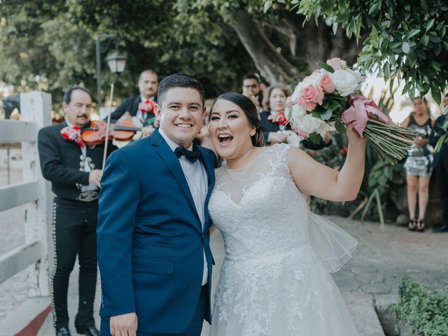 La boda de Óscar y Stefany en Zapopan, Jalisco 3