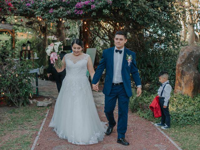 La boda de Óscar y Stefany en Zapopan, Jalisco 4