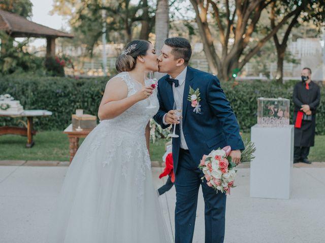 La boda de Óscar y Stefany en Zapopan, Jalisco 5