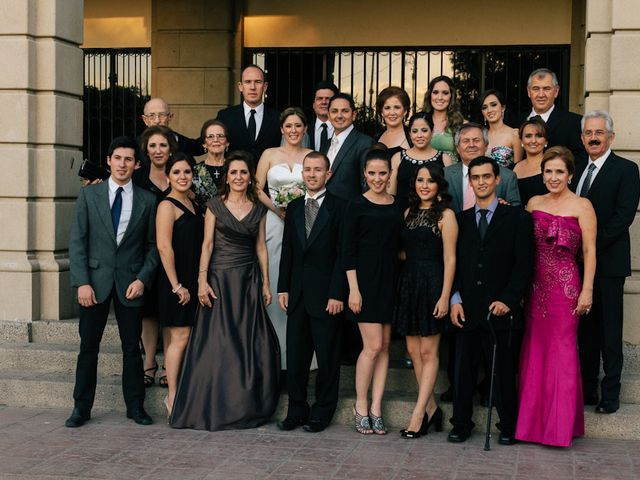 La boda de Gabriela  y Carlos Alberto  en Hermosillo, Sonora 6