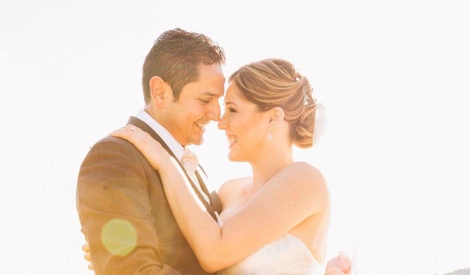 La boda de Gabriela  y Carlos Alberto  en Hermosillo, Sonora