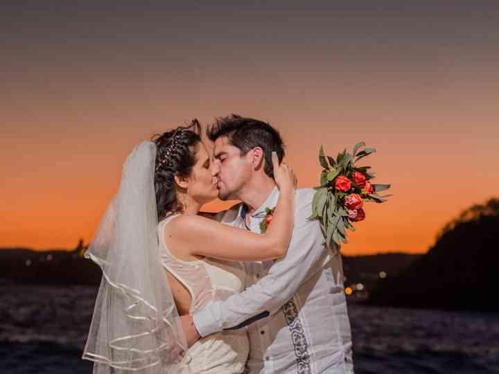 La boda de Amparo  y Felipe
