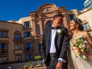 La boda de Denisse y Alejandro