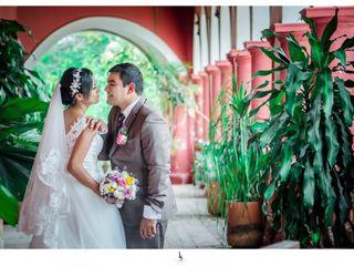 La boda de Noemí y Néstor