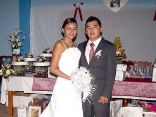La boda de Iranny y Jorge