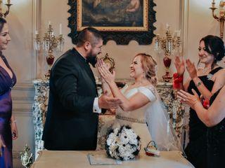 La boda de Marcela y Luis