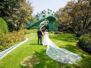 La boda de Gaby y Omar
