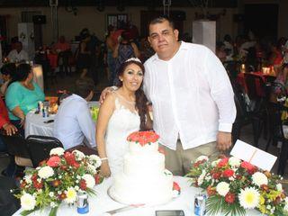 La boda de Edgar   y María