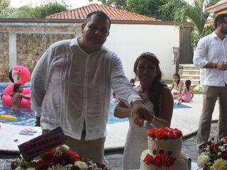 La boda de Edgar   y María 2